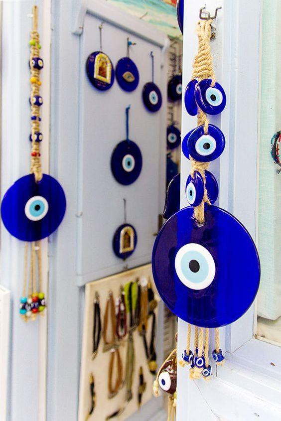 Greek Eye