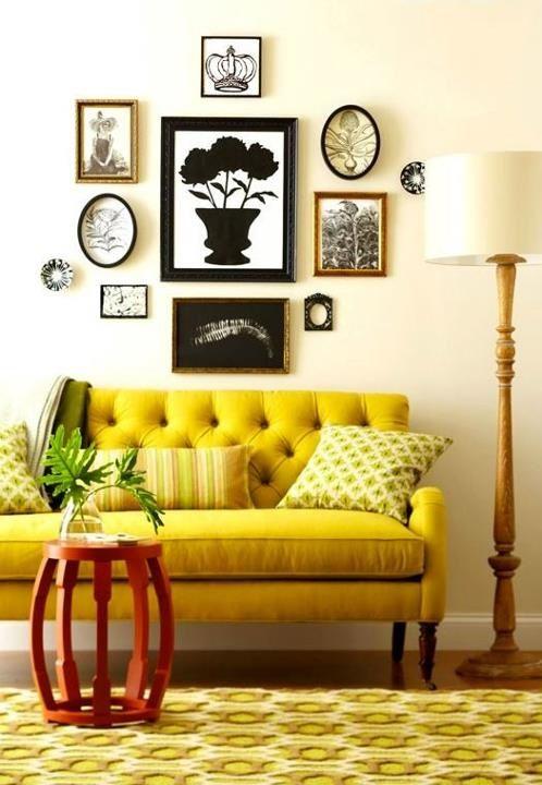 Bold Home Interior