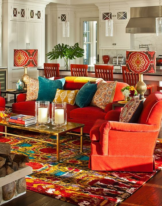 Bohemian Decor Idea