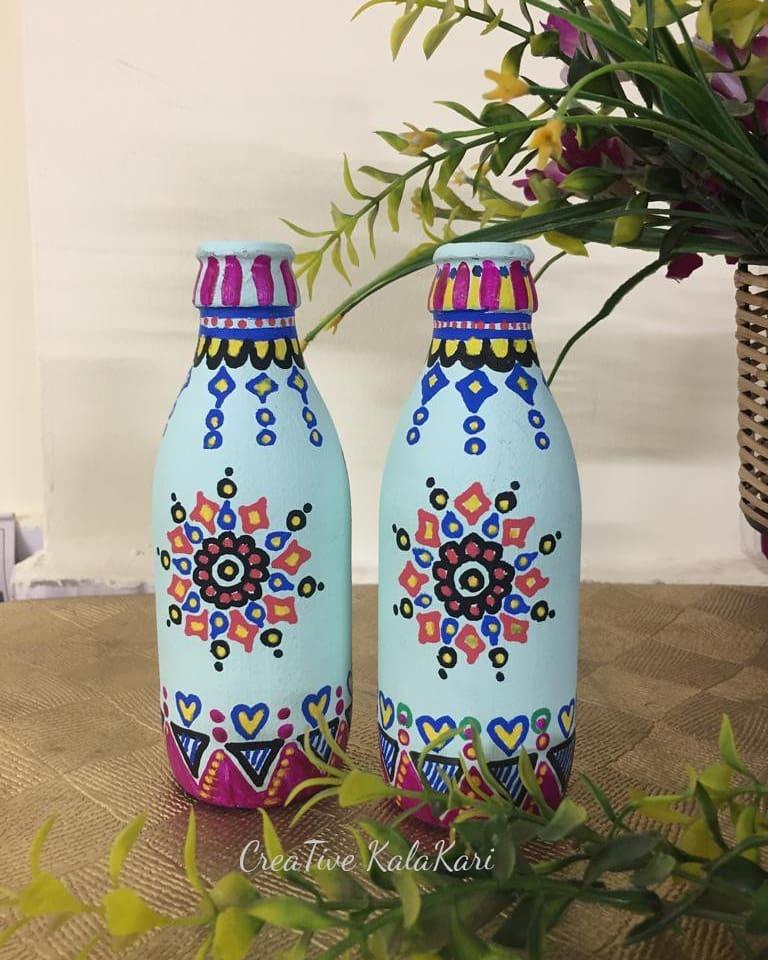 Handmade Bottles