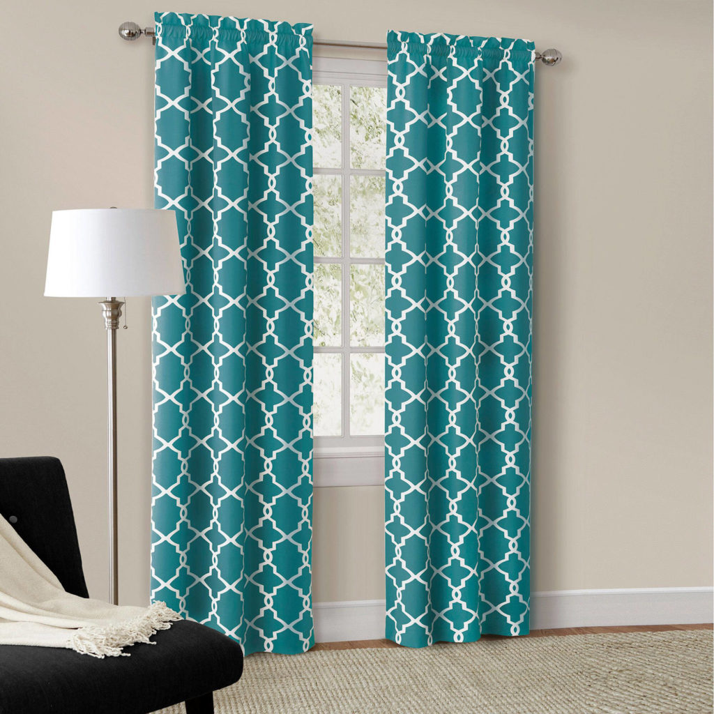 Curtains in small spaces