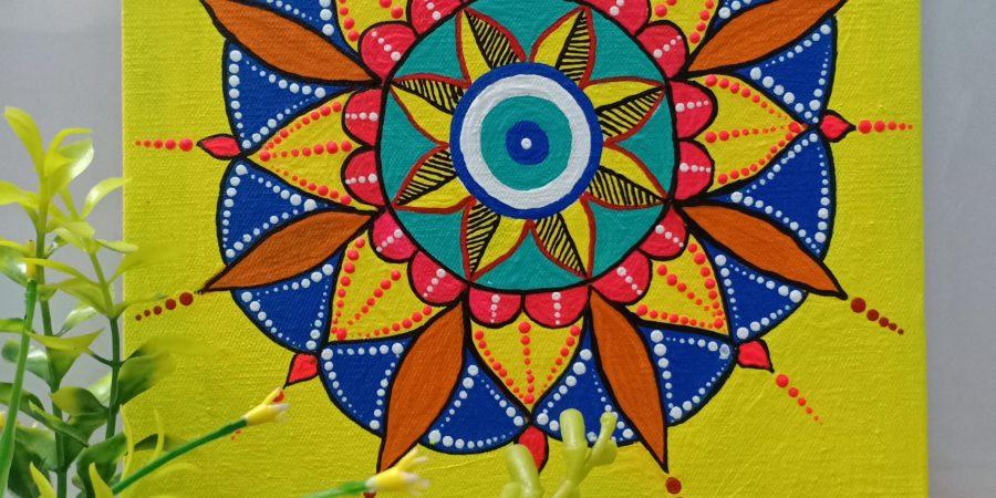 Mandala Art Therapy