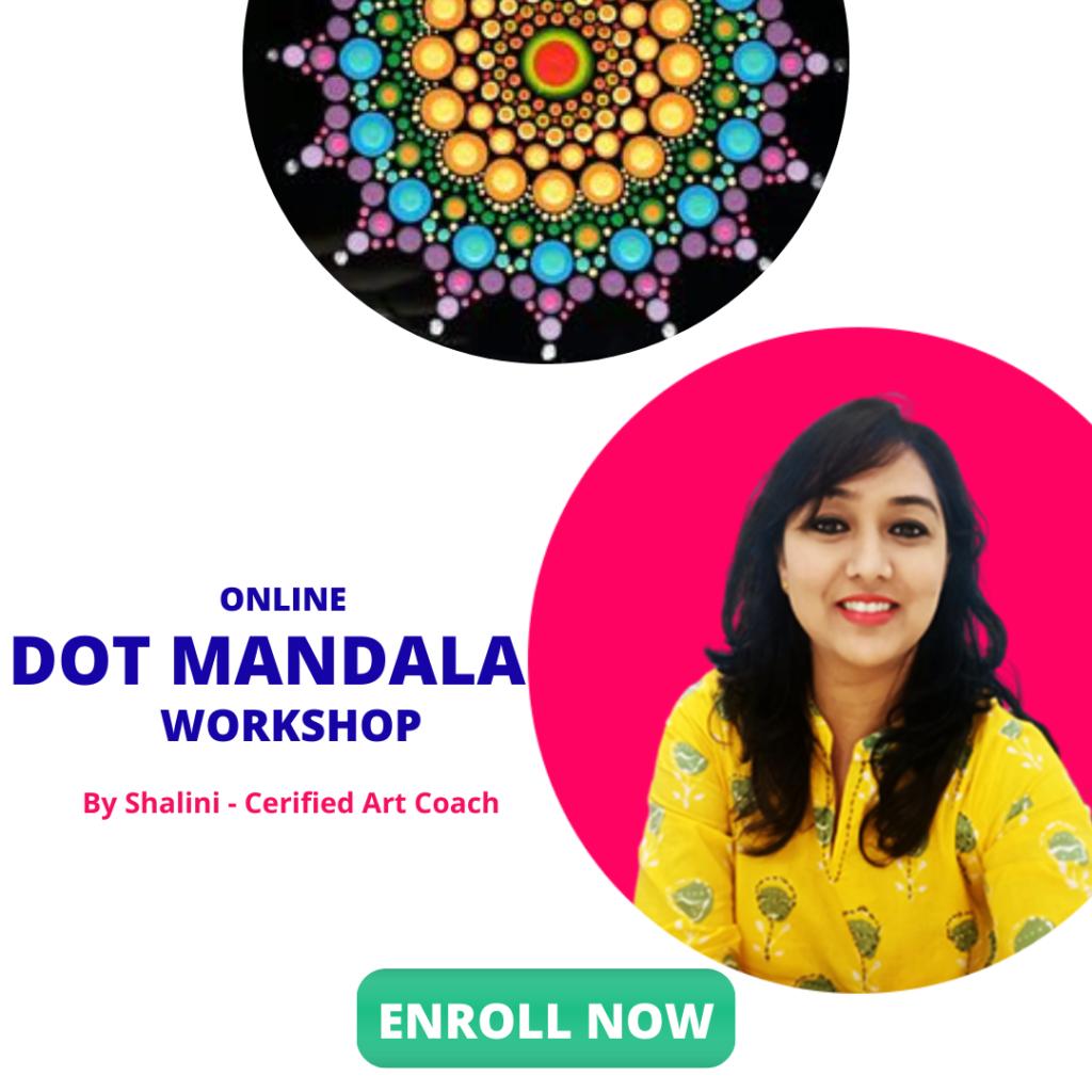 Online Dot Mandala Course